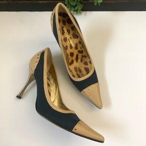 Dolce & Gabbana heels pumps Sz 5